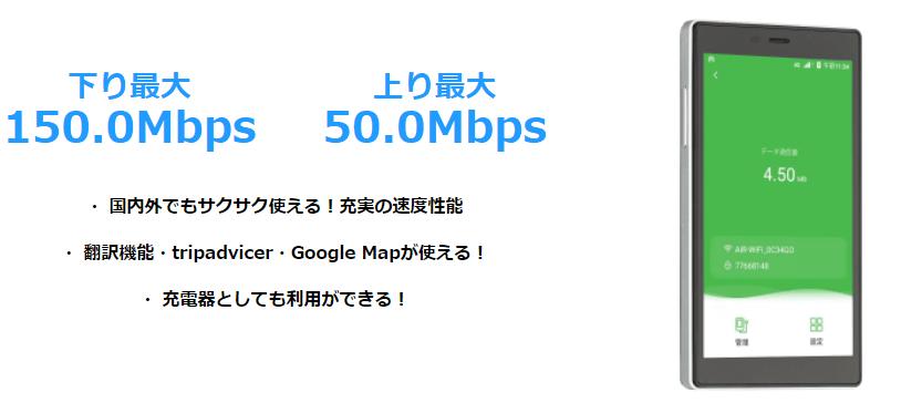 G4MaxWi-Fiルーター